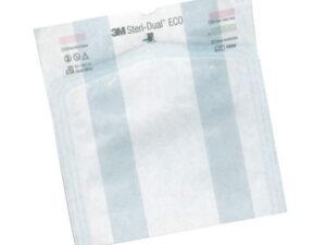 BOLSAS STERI DUAL ECO 7,5x15cm. 1000u.