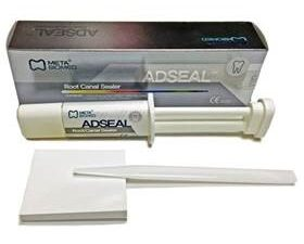 ADSEAL METABIOMED – Cemento Sellador de Conductos a base de resina