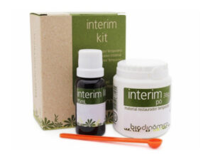 INTERIM KIT 15ml.+38gr.
