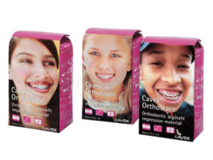 ORTHOTRACE EXTRA FAST SET 500gr.