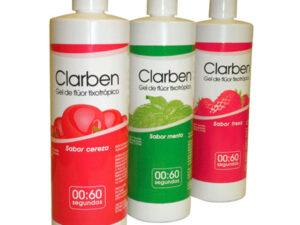 GEL DE FLUOR SABOR CEREZA 500ml. (CL90751)