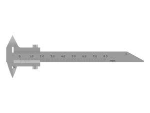 1598 CALIBRADOR ZURCHER MODEL