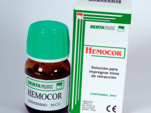 HEMOCOR SULFATO FERRICO 15% 20ml.