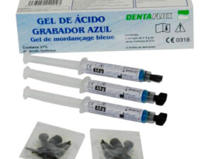 GEL ACIDO GRAB. AZUL 37% JER. 3×3,5gr.