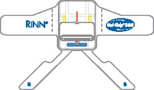 UNI-GRIP 360 UNIV. HOLDER PARA SENSORS+BARRIER 50u