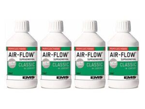 "AIR FLOW POLVO CLASSIC BOT.4X300gr. ""MENTA"""