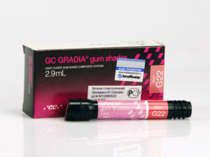 GRADIA GUM GC OPAQUE GO13 2,4ml.