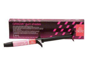 GRADIA GUM GC OPAQUE GO12 2,4ml.