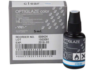 OPTIGLAZE COLOR CLEAR 5 ml. 008424