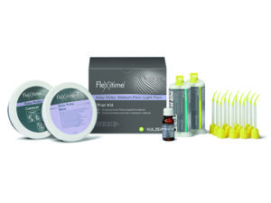 FLEXITIME TRIAL KIT EASY PUTTY