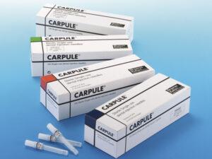 AGUJA CARPULE 0.3×25 C/PLAST.30G CORTA 100ud.