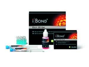 iBOND ETCH 35 GEL 2×2,5ml.