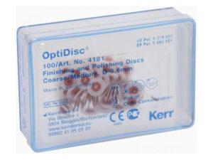 4181 (132) OPTIDISC.9,6mm.GR/MED.100u