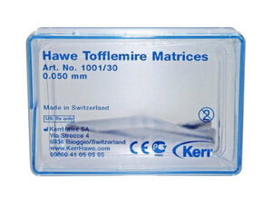 1001 MATRIZ TOFFLEM.0,05mm.30u (antes 12)