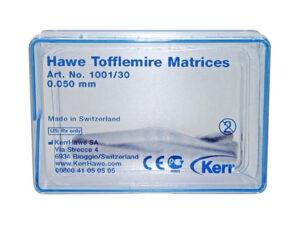 1001 MATRIZ TOFFLEM.0,05mm.30u (antes 12)