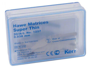 1207 MATRIZ X-DELG.0,038mm.30u