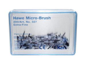 327 MICRO-BRUSH X-FINE 200u.
