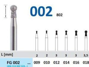 002-012 FG DIAMANTE FIG.802 5u