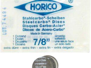 230 DISCO ACERO CARBONO 1l.