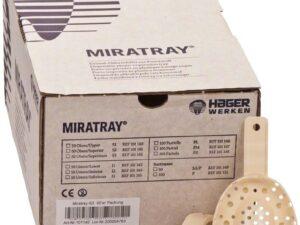 MIRATRAY-LÖFFEL S3 50und.