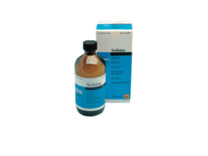 SOLITINE LIMP. MAT. IMPRES. 250ml.