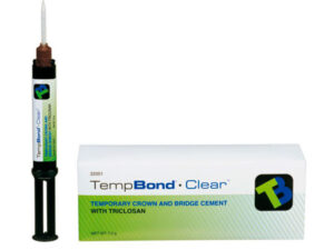 TEMP BOND CLEAR N AUTOMIX 7gr.
