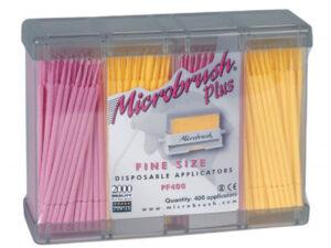 MICROBRUSH PLUS S-FINO REFILL BASTONC. 400u.