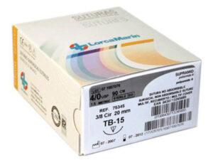 SUPRAMID NEGRO TB-15 3/0 50u.