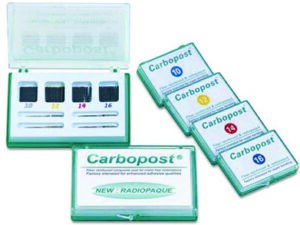 CARBOPOST REPOS.10 POSTES VERDE 0,8mm