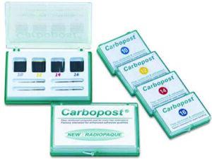 CARBOPOST REPOS.10 POSTES ROJO 1,4mm