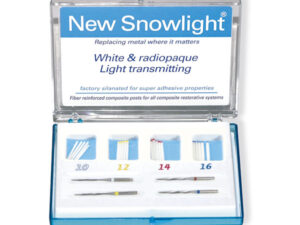 SNOWLIGHT REPOS.10 POSTES BLANCOS 1,0mm.