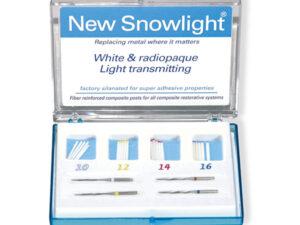 SNOWLIGHT REPOS.10 POSTES ROJOS 1,4mm.