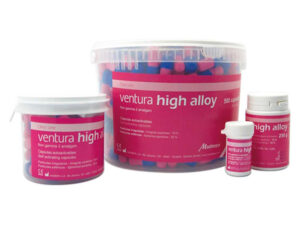 VENTURA HIGH ALLOY N.2 AMALGAMA 50u.