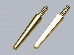 050562 DOWEL PIN 20mm. DORADO 1000u.