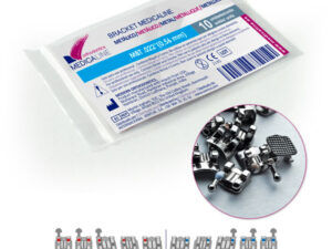Bracket ML metal Roth .022 U4/5L Hook rep