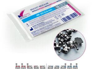 Bracket ML metal  Roth .018 U3L Hook rep