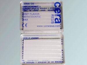 CERA ORTODONCIA REUS barras mentolada (36x5ud)