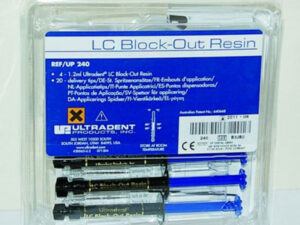 LC BLOCK-OUT RESIN KIT
