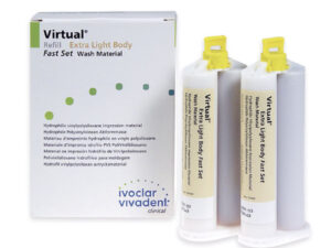 VIRTUAL EXTRA LIGHT FAST 2x50ml.