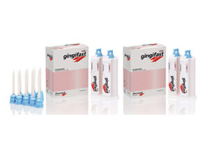 GINGIFAST CAD  ELASTIC  (2x50ml.)