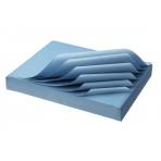 Papel Cubrebandejas Akzenta Azul 18×28 Cm 250 Ud