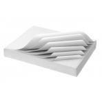 Papel Cubrebandejas Akzenta Blanco 18×28 Cm 250 Ud