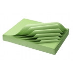 PAPEL CUBREBANDEJAS AKZENTA verde 18×28 cm 250 ud