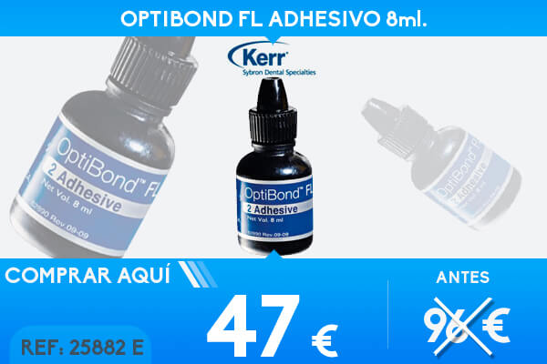 optibond fl adhesivo