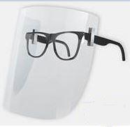 Viseras protectoras para gafas 2 uds