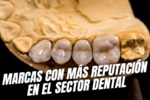 Marcas de productos dentales más usadas en odontología