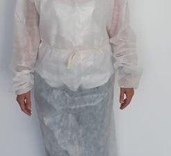 BATA IMPERMEABLE DESECHABLE