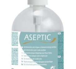 ASEPTIC 500 ml en GEL