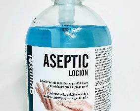 ASEPTIC 500 ml en LOCION Loción hidroalcohólica antiséptica de manos