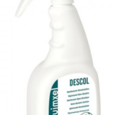 DESCOL 750 ml Desinfectante hidroalcohólico